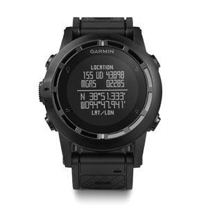 Garmin tactix™. High-sensitivity GPS with automatic calibrating altimeter, barometer and 3-axis compass.
