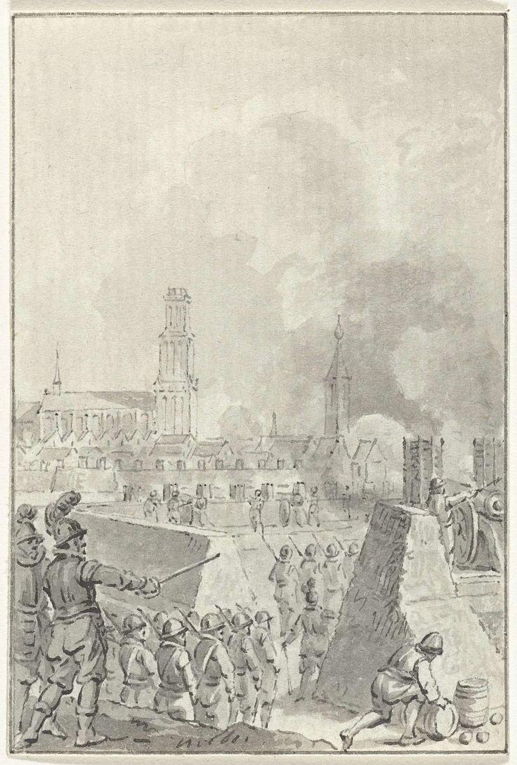 Beleg van Zaltbommel, 1599, Jacobus Buys, 1780 - 1795