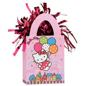 A110218  - Hello Kitty Balloon Weight Please note: approx. 14 day delivery time. www.facebook.com/popitinaboxbusiness