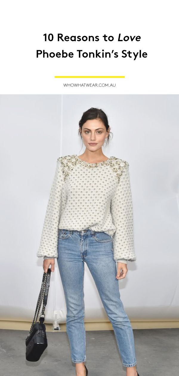 10 Reasons Every Australian Girl Is Obsessed With Phoebe Tonkin's Style