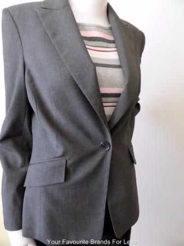 Cue-Grey-Jacket-Size-8-and-10-US-4-and-6-Corporate-Workwear-Made-In-Australia