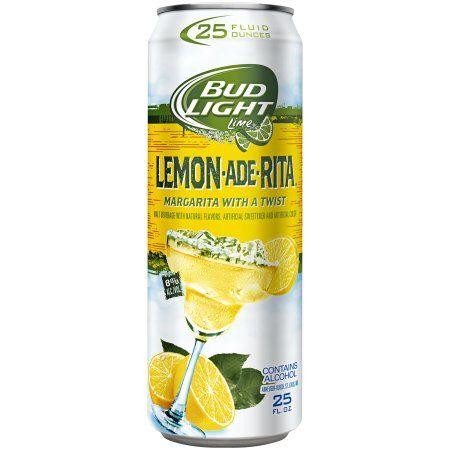 Bud Light Lime Lemon-Ade-Rita, 25 fl. oz. Can