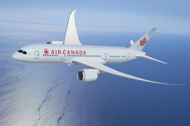 Pour les crinqués qui veulent le meilleur billet... (PHOTO FOURNIE PAR AIR CANADA)