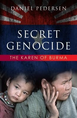 As a companion to Letters from Burma, Megan read this. It focusses on the plight of the Karen people in Burma.