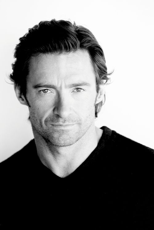 Hugh Jackman...there's no one more gorgeous