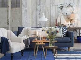 Bildresultat för Grå och blå inredning vardagsrum