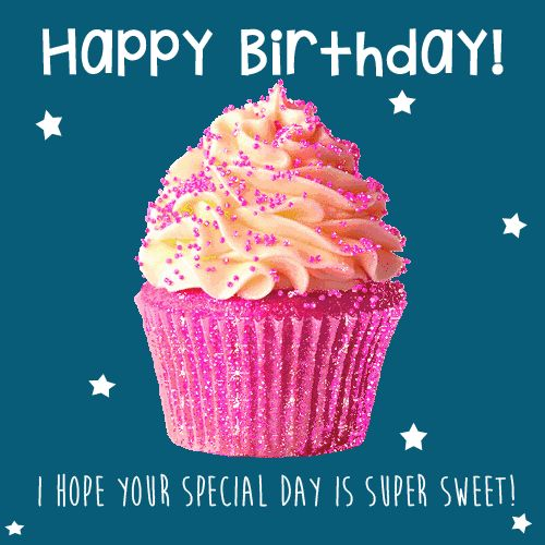 Add some color and sparkles to your kids birthday through this special #cupcake wish ->
