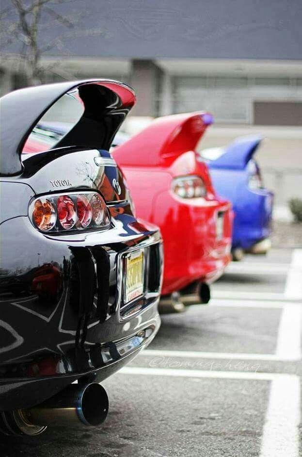 Perfect Toyota Supra · Tuner CarsJdm ...