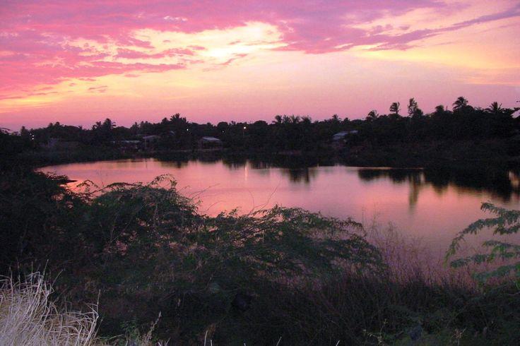Alcaldía Distrital de Riohacha y Corpoguajira acuerdan recuperar la Laguna Salada ~ Hoy es Noticia - Rosita Estéreo