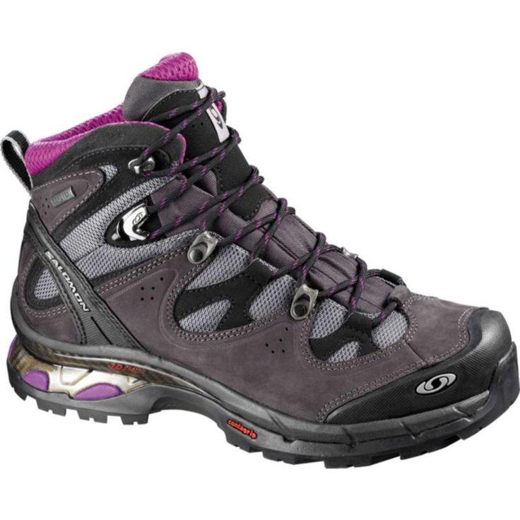 Salomon Women's Comet 3D Mid Gore-TEX Hiking Boots