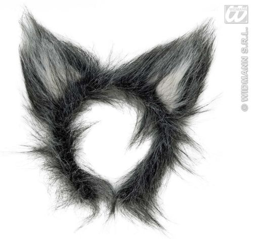 wolf ears Become the big bad wolf with these wolf ears on headband. www.party-head.co.uk £3.95