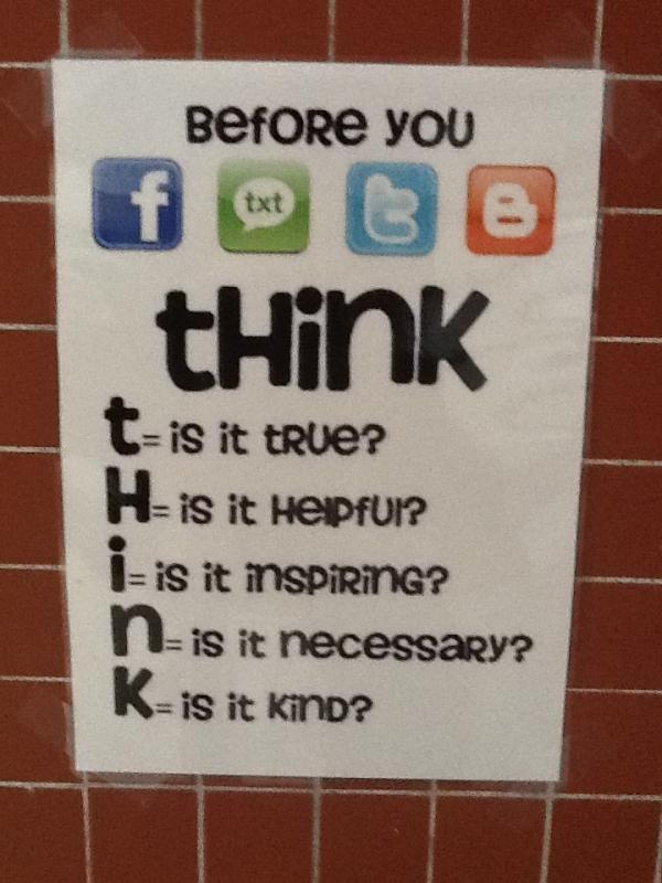 Needs to be said!