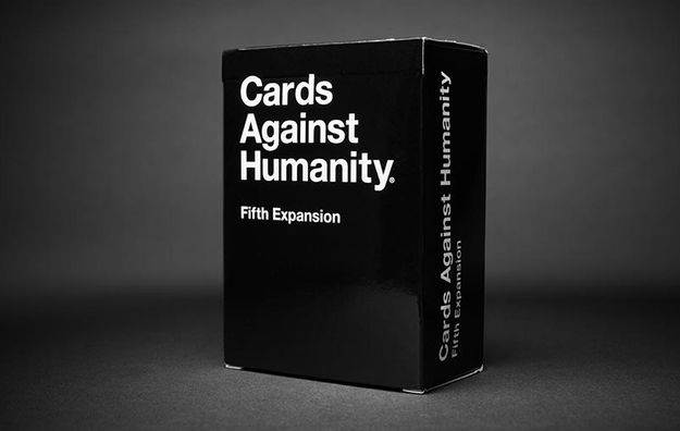 """This is essentially the main reason why Cards Against Humanity doesn't have an official app. As Temkin points out, """"One of the best parts of playing Cards Against Humanity is just having an analogue experience with people and making your friends laugh."""""""
