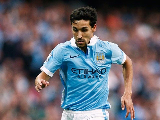 Manchester City's Jesus Navas: 'Zlatan Ibrahimovic is not PSG's only threat'