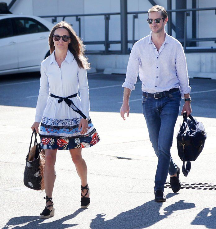 Since their fairytale wedding two weeks ago, we've seen Pippa Middleton and her new husband, James Matthews, jet-set all over Australia in style during their whirlwind honeymoon. The newlyweds firs…