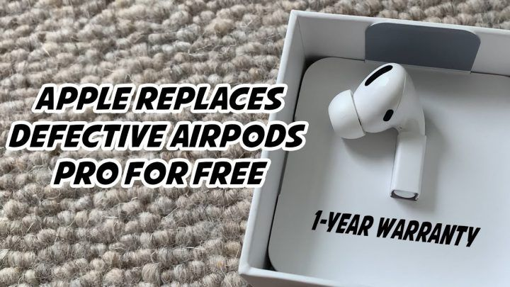 Now Apple Will Give A Replacement Of Defective Airpods Pro In Free Airpods Pro Apple Replacement