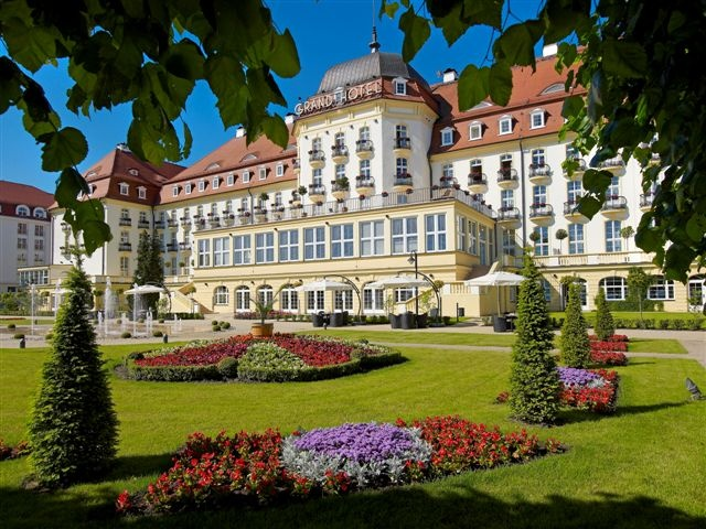 Sopot - the famous resort on the Baltic Sea, Poland