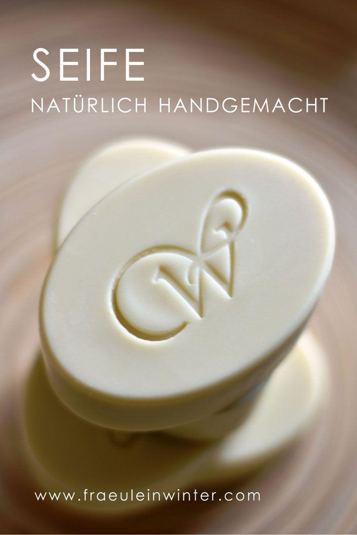 Feinseife – natürlich und handgemacht. #seife #natürliche Seife #natürliche Seife #seif …   – Seife – SOAP – Fraeulein Winter