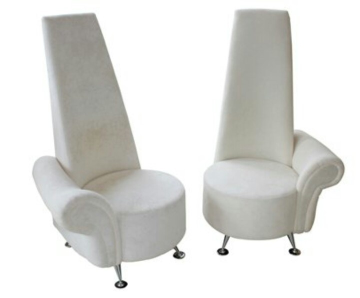 His N Hers Microfiber Accent Chairs. Accent ChairsPuerto Rico