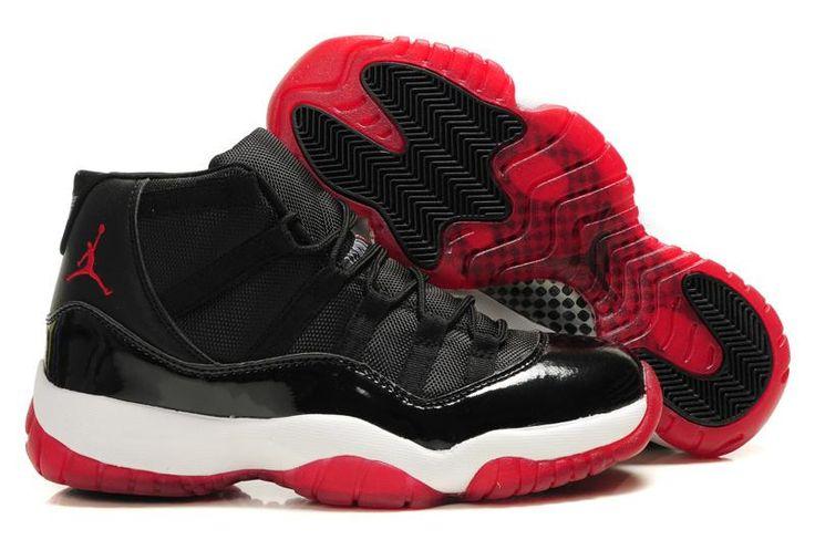 Air Jordan 11 Concord Red Black White