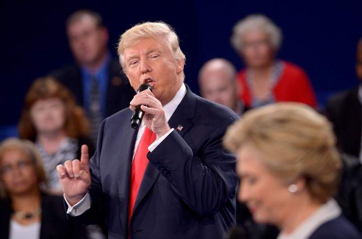 Scott Tipton J. Paul Brown stick with Donald Trump - The Durango Herald