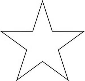 5 Point Star Stencil - Bing Images