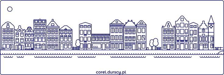 Amsterdam #corel_durscy_pl #durskirysuje #corel #coreldraw #vector #vectorart #illustration #draw #art #digitalart #graphics #flatdesign #flatdesign #icon #dom #domek #apartament #home #house #residence #apartments #amsterdam #holandia #holland #tryptyk #triptych