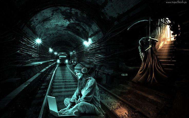 Metro, Dziewczyna, Śmierć