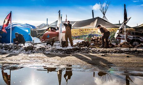 Army Corps of Engineers will not grant the permit for the Dakota Access pipeline to drill under the Missouri river, handing a major win to environmental activists