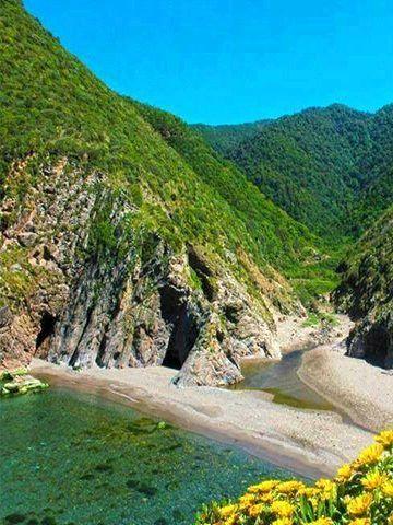 beauty of nature in jijel (algéria).....!