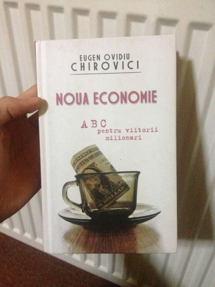 Noua Economie - Eugen Chirovici