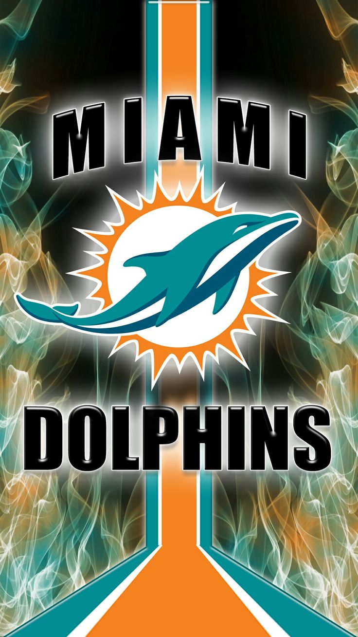 Miami dolphins,my 2nd favorite football team!