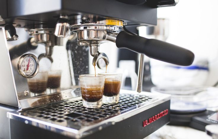 La Marzocco installed a brand spanking new Linea Mini in the BA Test Kitchen, and Stumptown trained us how to use it. Here's what we learned.