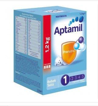 Aptamil 1 Devam Sütü 1200 gr sadece 44.90 TL!! >> http://www.happy.com.tr/milu…/aptamil_1_bebek_mamasi_1200_Gr