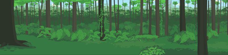 Fondo de Animación | Proyecto: Animales Argentinos | *Dibujo: Alejandra Cabeza *Pintura Digital: Verónica Aguirre y Alejandra Cabeza