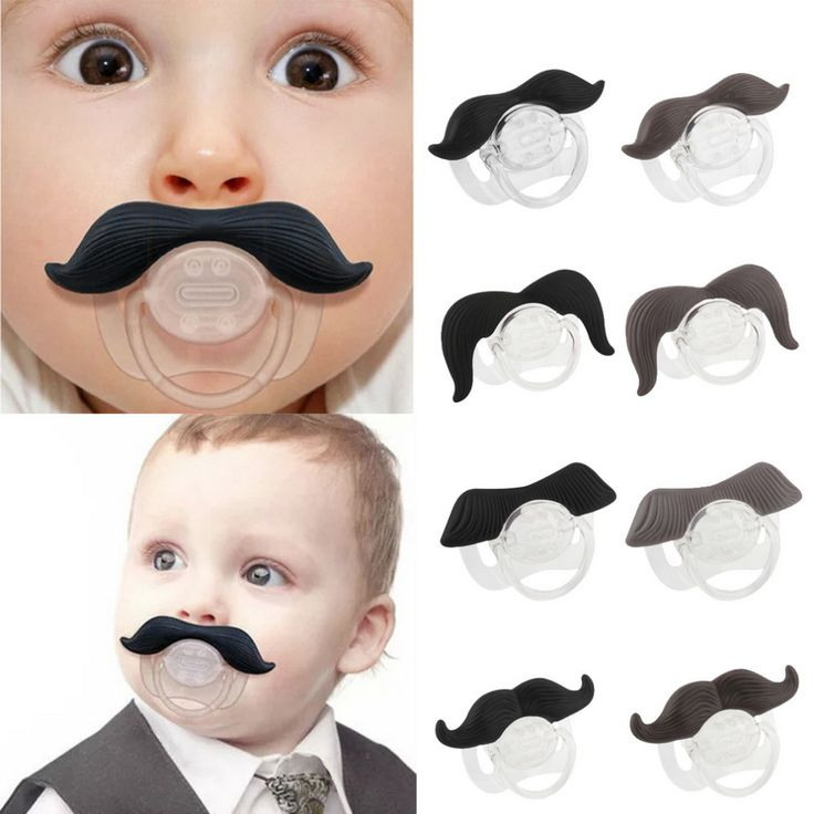 New 2015 Safe funny baby nipple Baby Products Novelty Mustache Style Silicone Infant Pacifier Funny Cute Baby Pacifier baby toy