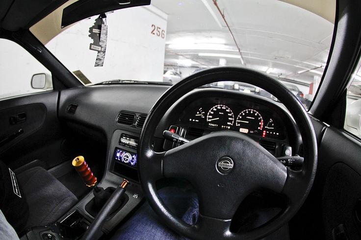 Nissan Silvia S13 Interior | www.pixshark.com - Images ...
