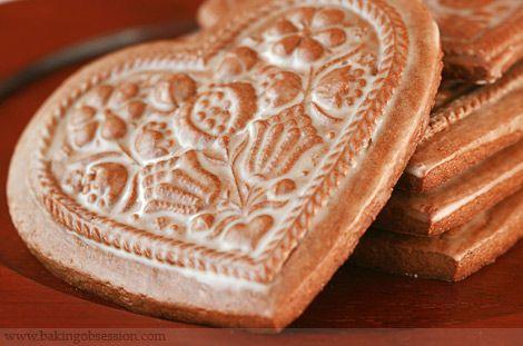 Molded Soft Gingerbread recipe