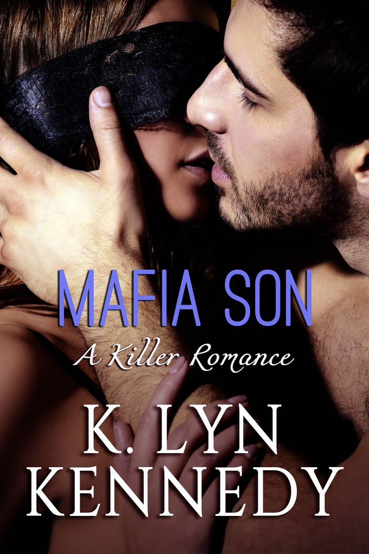 Mafia Romance Book Cover Design by Chloe Belle Arts for K. Lyn Kennedy