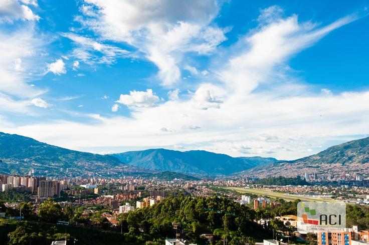 'La eterna primavera' #Medellin
