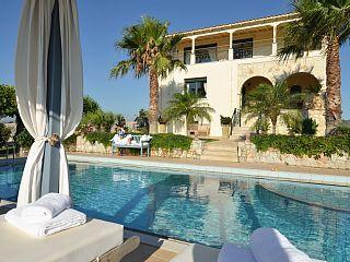 Kolimvari ferieboligudlejning, ferievilla - feriebolig - Fritliggende luksus villa med pool, tæt på stranden, panoramaudsigt. - feriebolig eller ferielejlighed - Fritliggende luksus villa med pool, tæt på stranden, panoramaudsigt. - unit_2006329 2006329