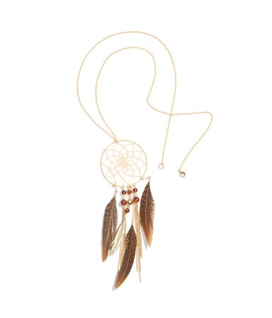i love this necklace!: Dreamcatchers Necklaces, Accessories Inspiration, Girls Accessories, H M, Products Details, Fashion Inspiration