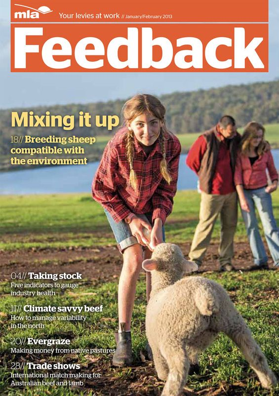 Cover girl! Photographs of children doing things on the farm are more interesting than photographs of children just posing for a photograph.