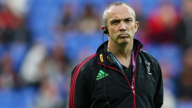 Italy coach Conor O'Shea has invited the All Blacks coaching staff out for dinner ahead of their clash in Rome.