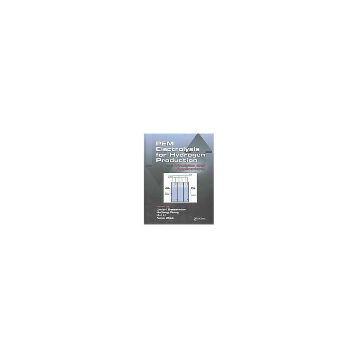 Pem Electrolysis for Hydrogen Production (Hardcover)