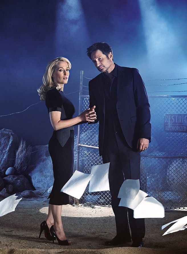 Mulder and Scully are on dangerous ground in new trailer for The X-Files - Movie News | JoBlo.com