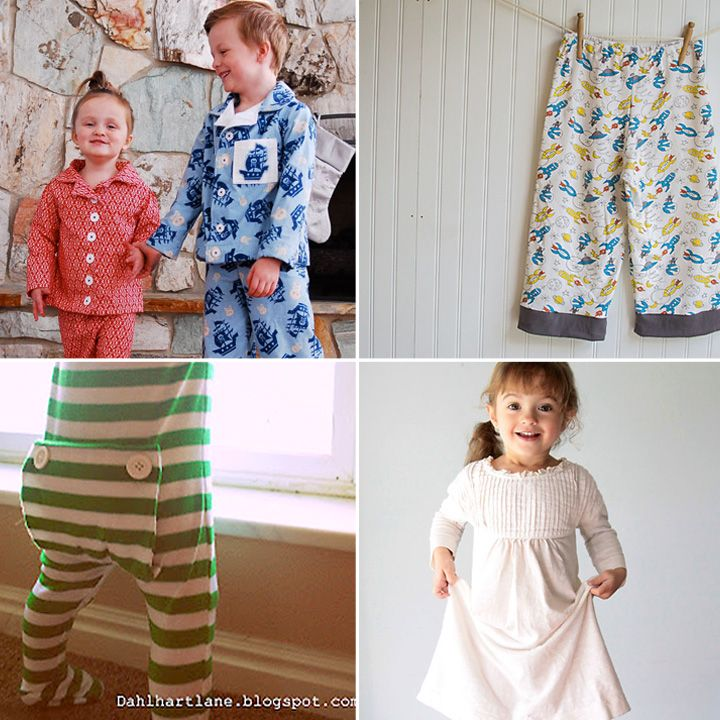 485 best sewing clothes for children images on Pinterest | Sewing ...