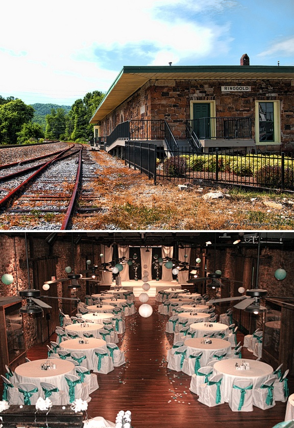The Ringgold Depot 37 best Wedding venues