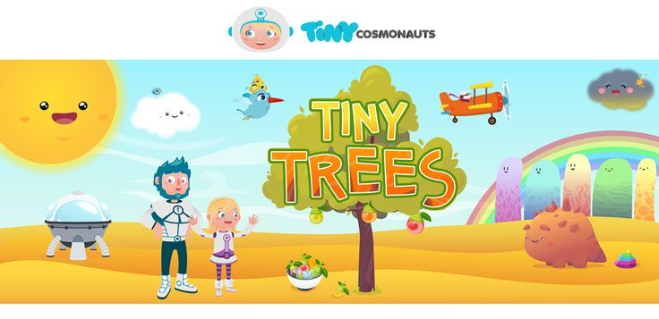 Tiny Trees: Design on Behance