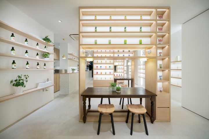 Beauty Library by Nendo, Aoyama – Japan » Retail Design Blog